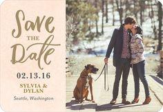 save the date magnets | via wedding paper divas