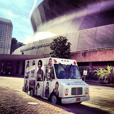 #Nordstrom and @Topshop at the superdome! #BritishStyle