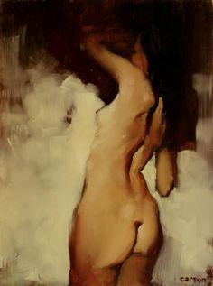 Michael Carson - Nude