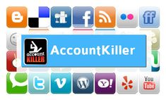 Learn how to close any social media account forever. | 33 Amazingly Useful Websites You Never Knew Existed