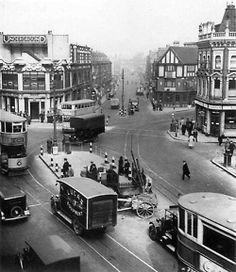 London, 1920's.