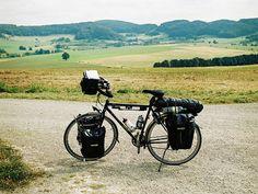 bike the iron curtain trail.