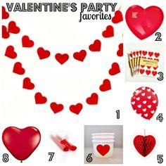 Valentine's Party Fa