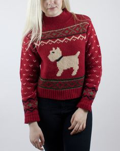 Knitting Pattern Westie Dog : Westie knit on Pinterest Scottie Dogs, Knitting Patterns ...