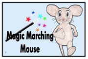 """Alphabet Sight Word Reader - Introduces letter """"Mm"""" and sight words:  make, a and a."""