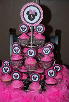 Minnie Mouse Birthday Party great theme food ideas