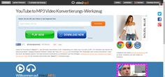 YouTube to MP3 Converter - http://www.video2mp3.net/de