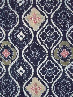 Repin Via: Clarissa Cardoso Santos blue, tile prints, print patterns