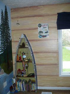 Boys Fishing Bedroom On Pinterest Fish Net Decor Boys Hunting Bedroom And Hunting Bedroom