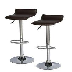 Leick Furniture Favorite Finds Adjustable Swivel Stool (Set of 2)