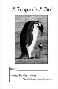 Little Penguin Book