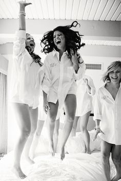 I want fun pictures like this taken on my wedding day