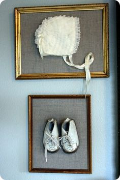cute idea for nursery!