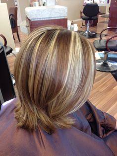 Hair by Jami Leslie- Tiger Tail Salon: Carlsbad, Ca Cut & highlight ...