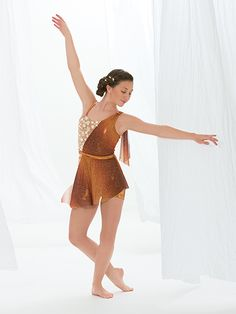 Diamonds and Rust | Revolution Dancewear 2015 Costume Collection