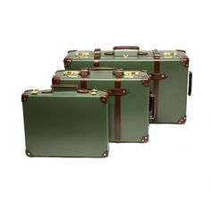 Globe-Trotter Luggage for The Merchant Fox