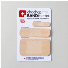 Bandage Sticky Note.   .....nursing
