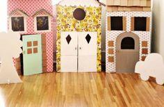 muebles de cartón | Hacer bricolaje es facilisimo.com