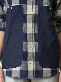 Tumalo Check Camp Shirt shirt