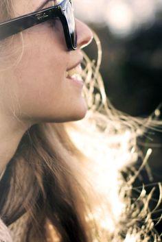 sunshiney hair