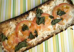 Thin Crust Spicy Margarita Pizza