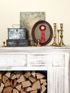 Heather Salazar Antique Home - Decorating with Antiques Ideas - Country Living