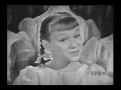 Lennon Sisters on Lawrence Welk Jan. 1958 - Melodie D'Amour