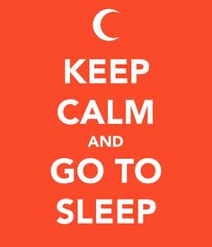 Goodnight~