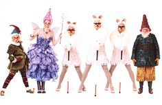 Fairy Godmother, Broadway