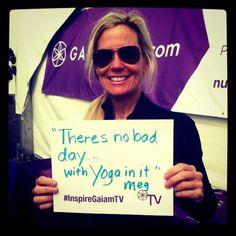 #inspireGaiamTV