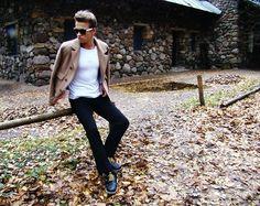 I want this coat! Pants, Topman Coat, H Shoes, Bershka Sweater