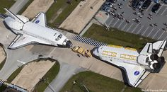 Nasa Space Shuttle | NASA Preps Space Shuttle Endeavour For Final Flight Across Country To ...