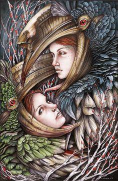 ilustración de Christina Mrozik