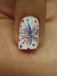 4th of july nail art - Google Search