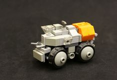 Exploration Rover One by legosam