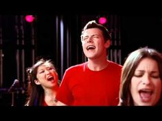 Glee - Don't stop believing.