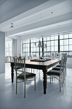 Amsale Aberra's New York loft