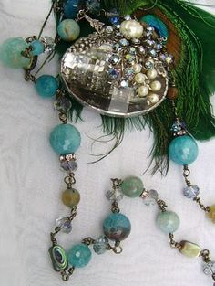 Aqua Jewelry...So Gorgeous