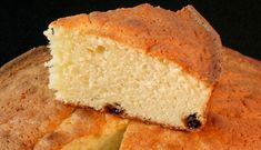 This is a wonderful Chamorro cake with raisins. It's a must to add the dried morsels; you'll be quite surprised.