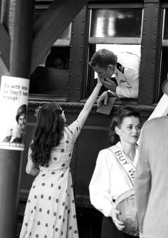 Vintage Love <3 Black and White