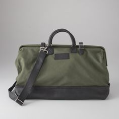 Tradesman Bag – travel in style / Schoolhouse Electric