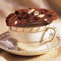 Double Chocolate Chunk Biscotti