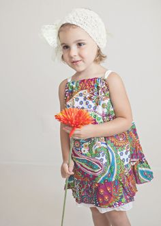 Little Miss Bohemian Dress