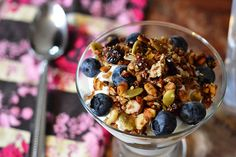 Paleonola from Cara's Cravings (@Cara Lyons) #bostonfoodbloggers #carascravings #granola #paleo #recipe