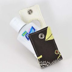 hand sanitizer holder
