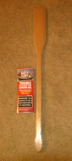 "Free 30"" Cooking Oar"