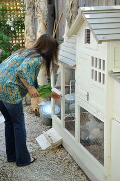 Cute chicken coop. I actually do like this one!