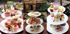 Afternoon Tea at 51 Buckingham Gate, Taj Suites and Residences, London #Wimbledon #Summer #Food #London #Taj #Relax