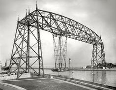 aerial bridge, duluth, mn -1908