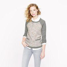 tweed isn't just for blazers